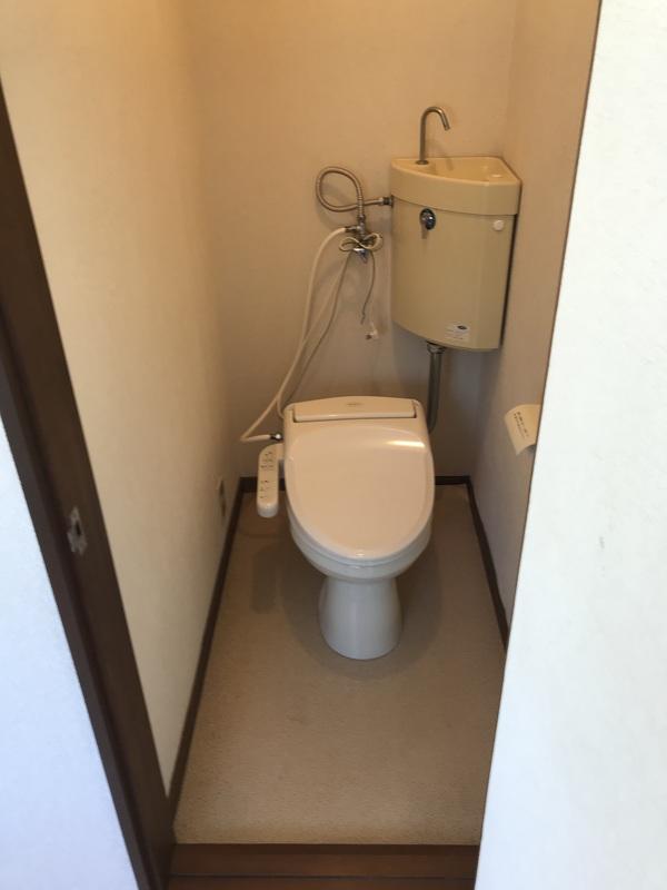 新潟市西区でトイレ改装。サムネイル