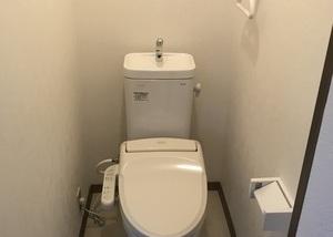 トイレの入れ替え工事サムネイル