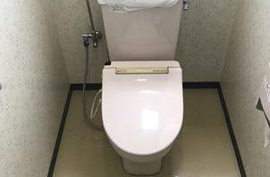 新潟市中央区でトイレ取り替え工事を行いました。サムネイル